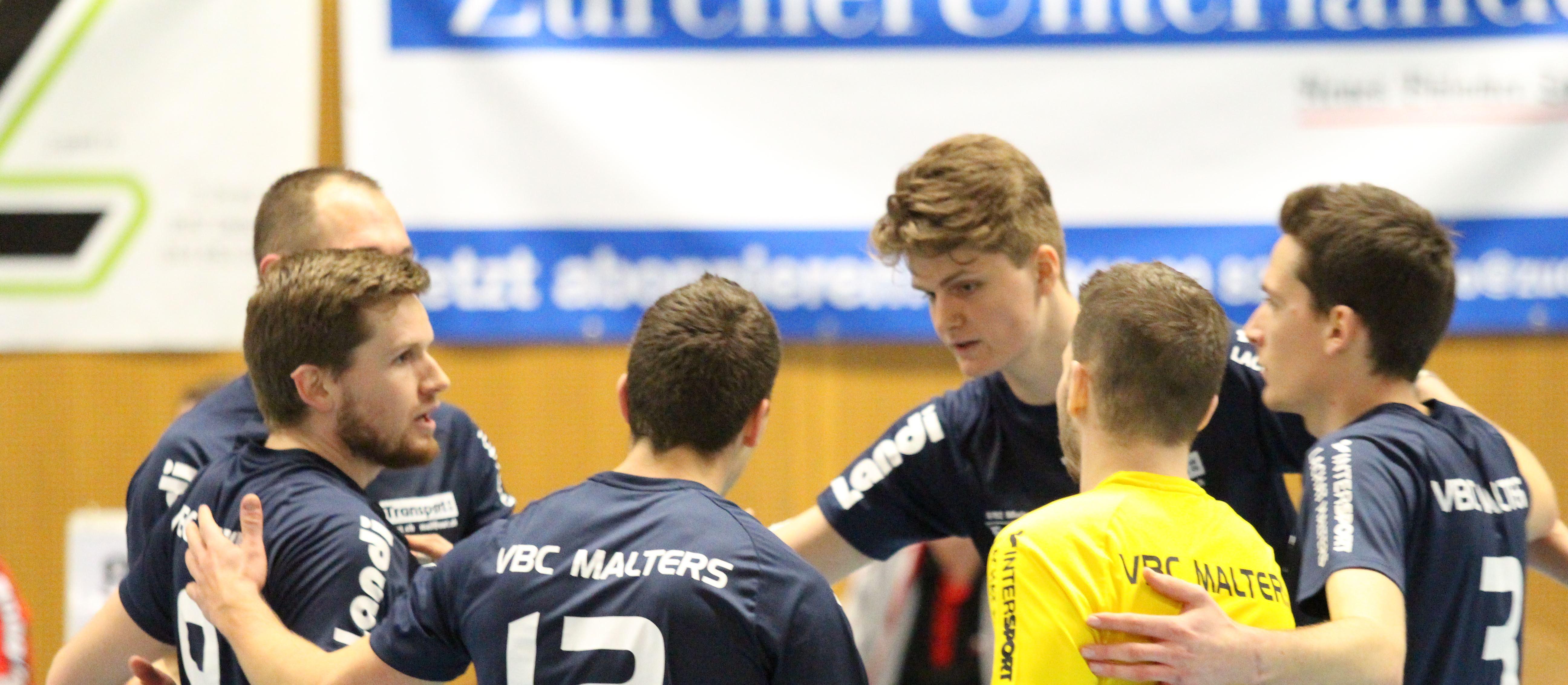 Qualifikationsrunde Herren NLB