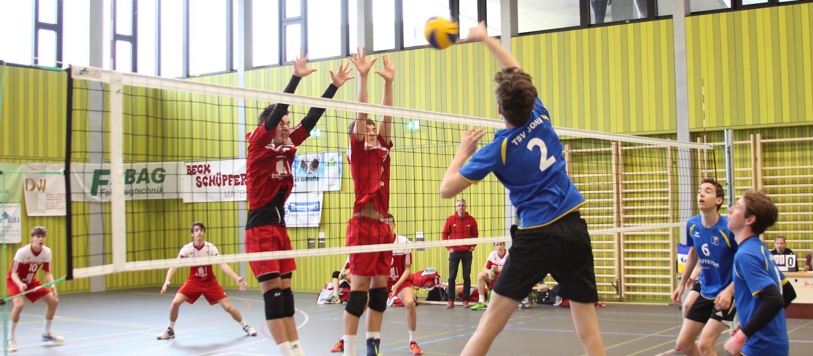 U17 Junioren qualifizieren sich für die Schweizermeisterschaft