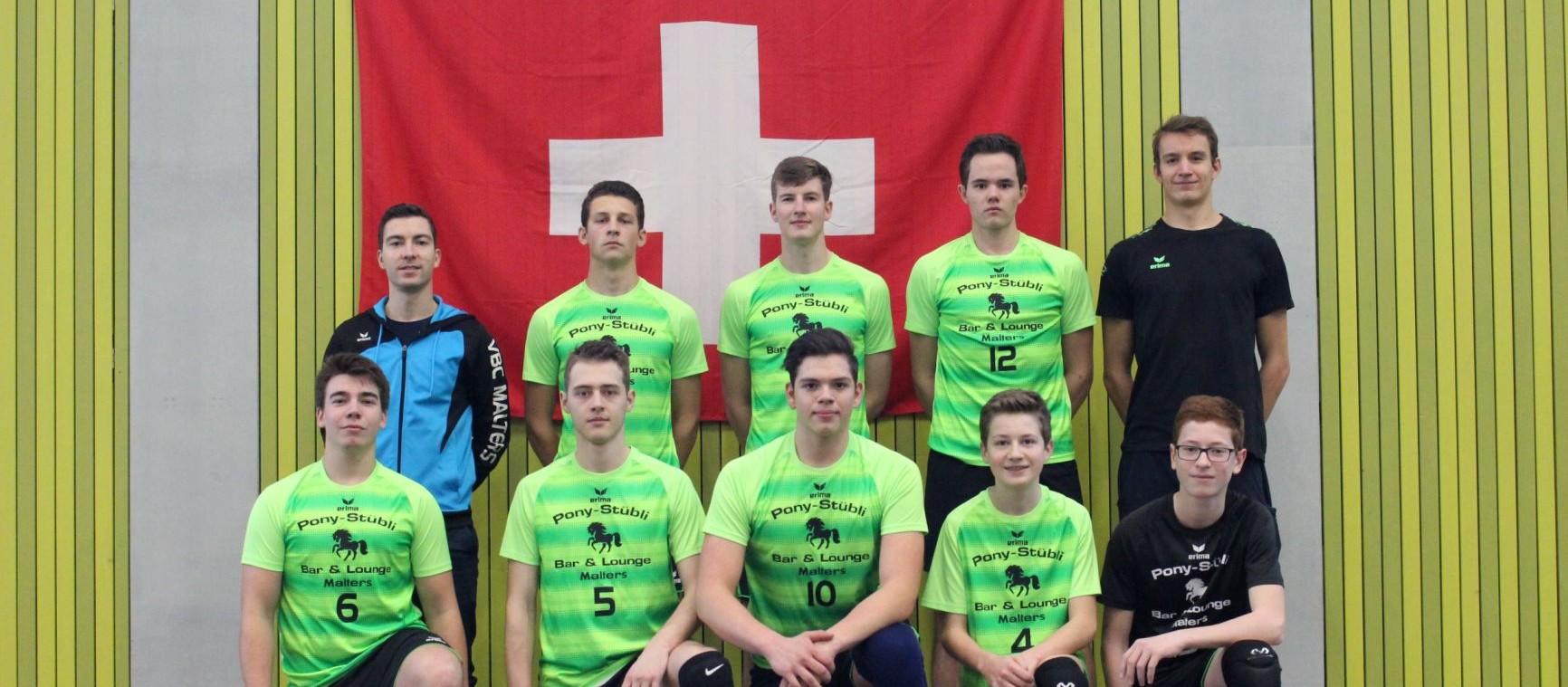 1. Runde Schweizermeisterschaft Herren U20
