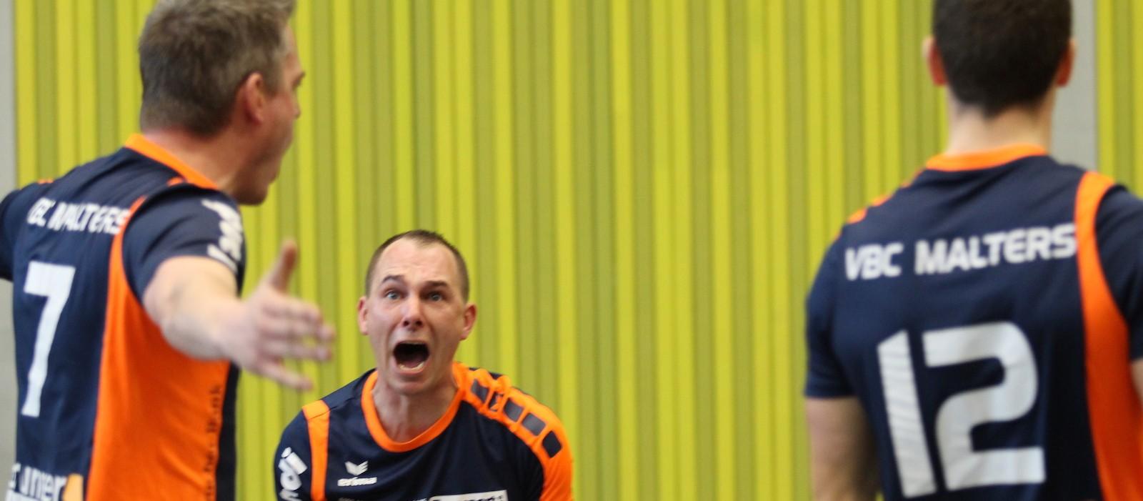 Herren 1 gewinnt in Doppelrunde 3 Punkte gegen Servette Star Onex