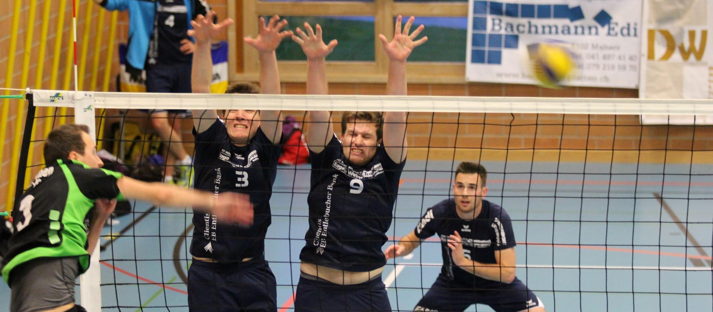 Herren 1 - Volley Emmen Nord