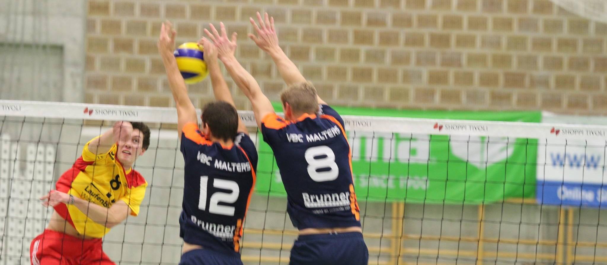 Das Herren 1 erspielt in Laufenburg 3 weitere NLB-Punkte
