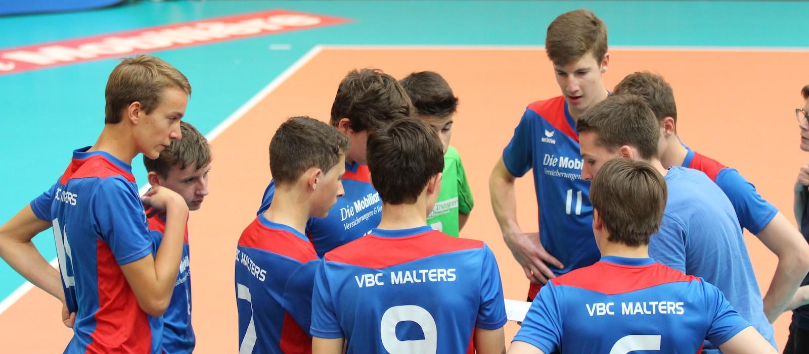 Bronze-Medaille für die U17 Junioren des VBC Malters