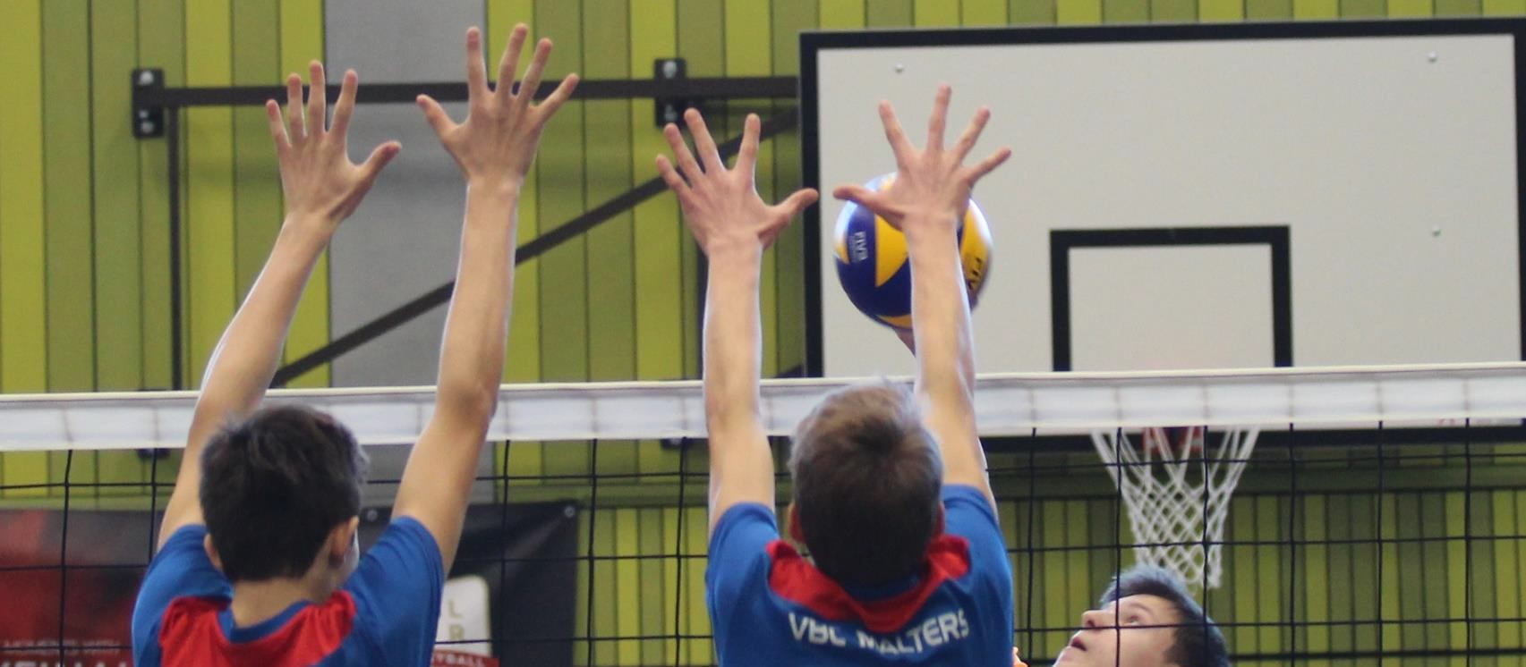 Volley U17 SM Bericht
