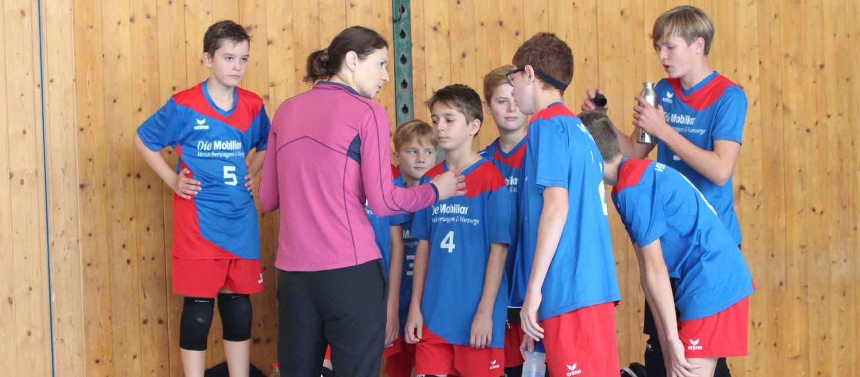 U16 Turnier Junioren vom 27. Okt